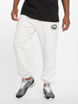 Ecko Unltd. Spodnie do joggingu Hidden Hills bialy