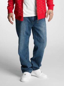 Ecko Unltd. Straight fit jeans Illuminati blauw