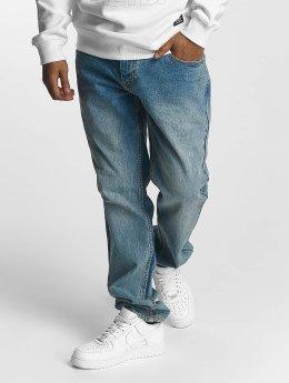 Ecko Unltd. Straight fit jeans Gordon St Straight Fit blauw