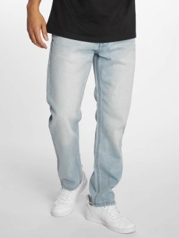 Ecko Unltd. Straight Fit Jeans Mission Rd modrý