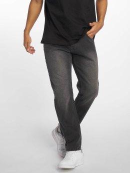 Ecko Unltd. Straight fit jeans Mission Rd zwart