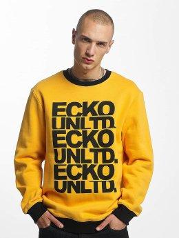 Ecko Unltd. Sweat & Pull Fuerteventura jaune
