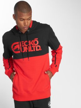 Ecko Unltd. Sweat capuche Morgen Hill rouge