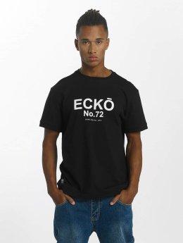 Ecko Unltd. T-paidat SkeletonCoast musta