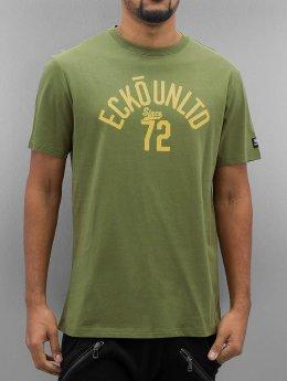 Ecko Unltd. T-paidat Bobby oliivi