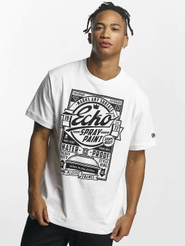 Ecko Unltd. T-paidat Gordon´s Bay valkoinen
