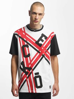 Ecko Unltd. T-Shirt Grace Bay blanc
