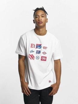 Ecko Unltd. T-Shirt Clifton blanc