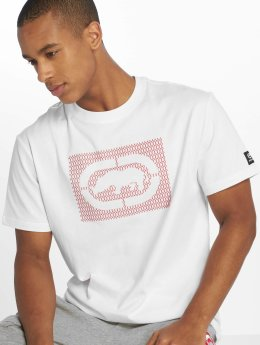 Ecko Unltd. T-Shirt Lego and Rhino blanc
