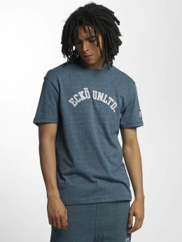 Ecko Unltd. T-Shirt Melange blau