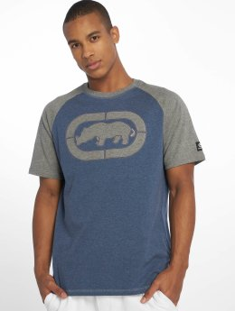Ecko Unltd. T-Shirt Golden Valley blau