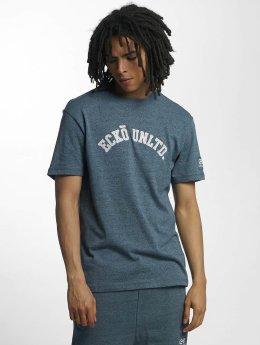 Ecko Unltd. T-Shirt Melange bleu