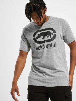 Ecko Unltd. T-Shirt Base grau