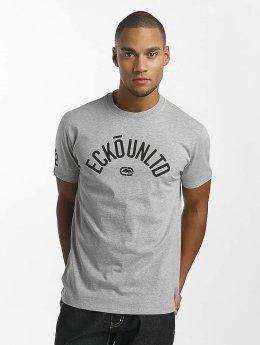 Ecko Unltd. t-shirt Base grijs