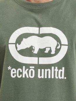 Ecko Unltd. t-shirt Base olijfgroen
