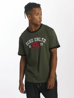 Ecko Unltd. T-Shirt First Avenue olive