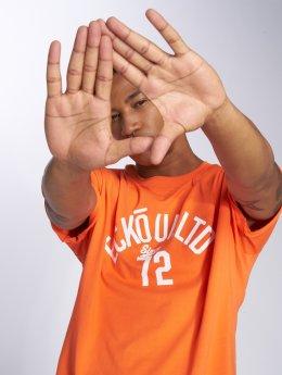 Ecko Unltd. t-shirt Bobby Basic oranje