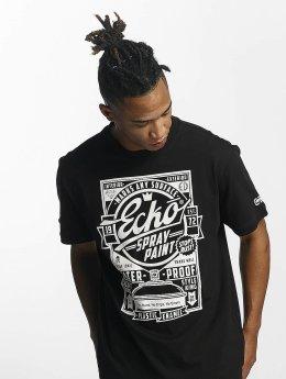 Ecko Unltd. T-Shirt Gordon´s Bay schwarz