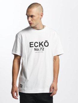 Ecko Unltd. T-shirt SkeletonCoast vit