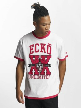 Ecko Unltd. T-Shirt City Of Johannesburg weiß