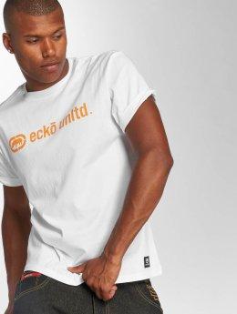 Ecko Unltd. T-Shirt High Line weiß