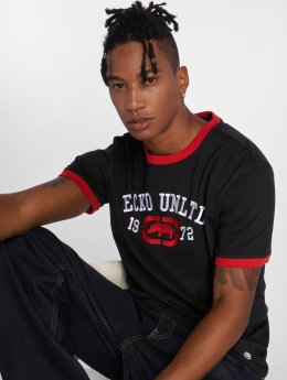 Ecko Unltd. t-shirt First Avenue zwart