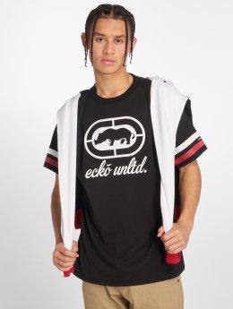 Ecko Unltd. t-shirt Oliver Way zwart