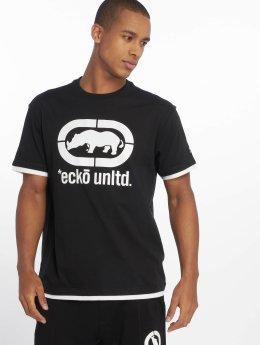 Ecko Unltd. t-shirt Best Buddy zwart