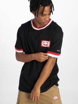 Ecko Unltd. t-shirt Cooper zwart