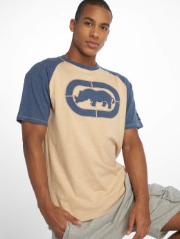 Ecko Unltd. T-Shirty Golden Valley bezowy