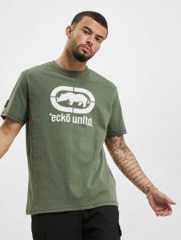 Ecko Unltd. T-skjorter Base oliven