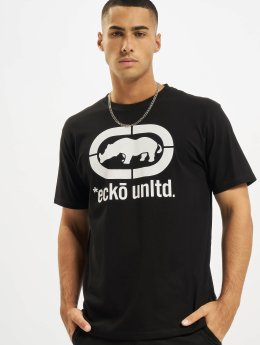 Ecko Unltd. T-skjorter John Rhino svart
