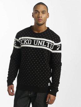 Ecko Unltd. trui Winter zwart