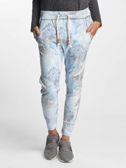 Eight2Nine Pantalone ginnico Jimena blu