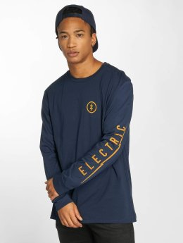 Electric Longsleeve Icon blau
