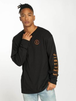 Electric Longsleeve Icon schwarz