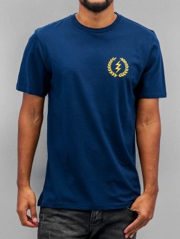 Electric t-shirt VOLT AWARD blauw