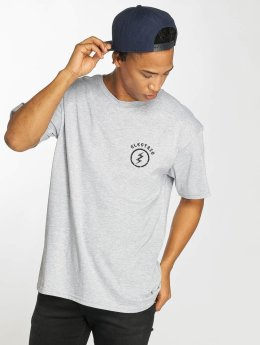 Electric T-shirt CIRCLE BOLT grå