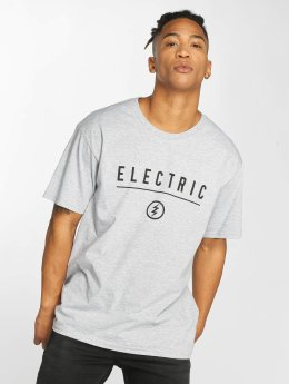 Electric T-shirt CORP IDENDITY grå
