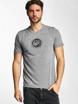 Electric T-Shirt BLACK TIGER grau