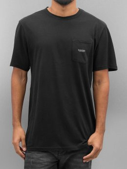 Electric T-shirt long oversize UNIFORM II noir