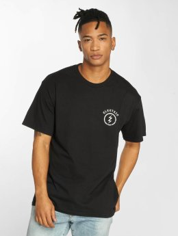 Electric T-shirt CIRCLE BOLT nero