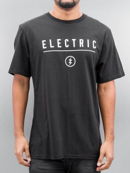 Electric T-Shirt CORP IDENDITY noir