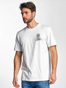 Electric T-Shirt WILD SOULS weiß