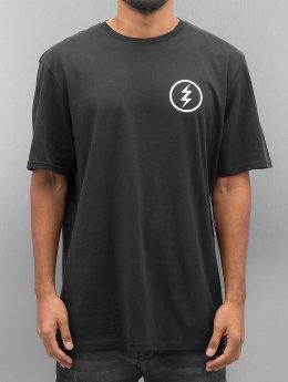 Electric t-shirt VOLT TEAM zwart