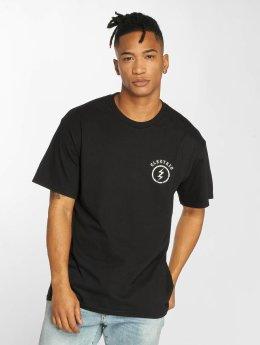 Electric t-shirt CIRCLE BOLT zwart