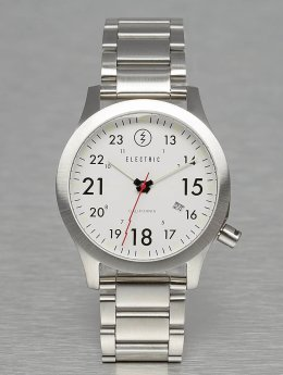 Electric Watch FW01 Stainless Steel  silver colored