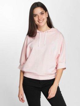Element Bluzy z kapturem Humming Oversized  rózowy