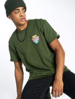 Element Camiseta North America oliva