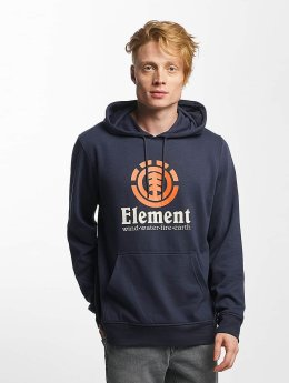 Element Hoody Vertical blau